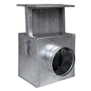 Krbový filter Darco izolovaný 125mm