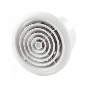 Ventilátor Vents 125PF-zapínanie a vypínanie vypínačom na svetlo