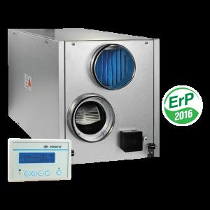 Rekuperácia VUT 500 EH 2,2-500m³ / h-predohrev