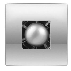 Ventilátor Vents 100 Colibri Atoll Titán-zapínanie a vypínanie vypínačom na svetlo