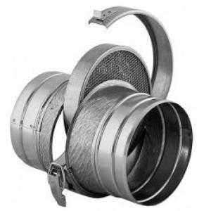 Filter Darco okrúhly 100mm