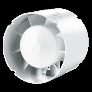 Ventilátor Vents100VKO1-zapínanie a vypínanie vypínačom na svetlo