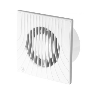 Ventilátor do kúpeľne AWENTA WA100 základ zapínanie vypínačom na svetlo