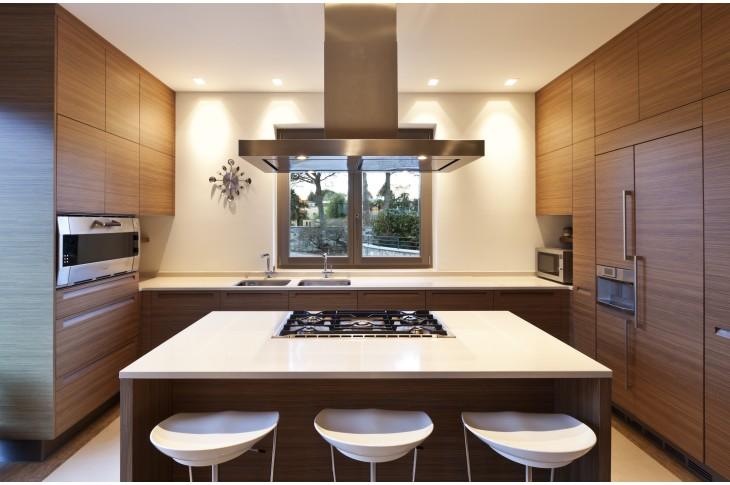 Rady pre výber odvetrania kuchyne