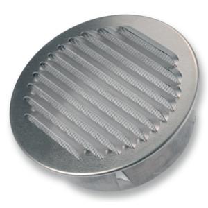 Vetracia mriežka hliníková BLR-0-R - 100mm