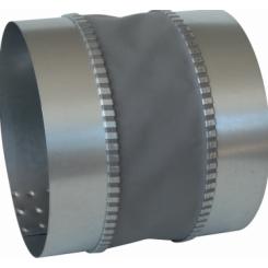 Flexibilný tlmič vibrácií za ventilátor