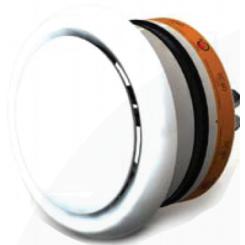 Protipožiarné tanierové ventily