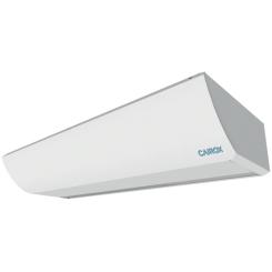 SOLANO DESIGN • CAIROX vzduchová clona •Elektricky ohrev,horúcou vodou alebo žiadny ohrev Maximálna výška inštalácie: do 5M