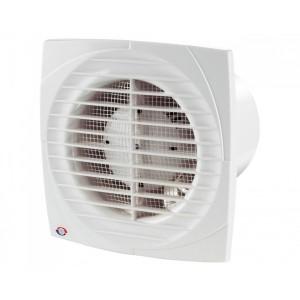 Ventilátor Vents 100 D-zapínanie a vypínanie vypínačom na svetlo