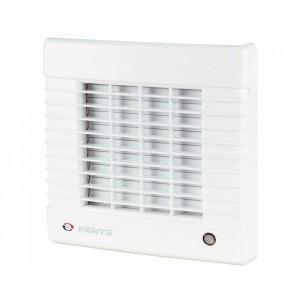 Ventilátor Vents 100MA-automatická žaluzia-základ-zapínanie a vypínanie vypínačom na svetlo