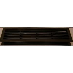 Mriežka do dverí MV450/2 hnedá-bez sieťky proti hmyzu-obojstranná