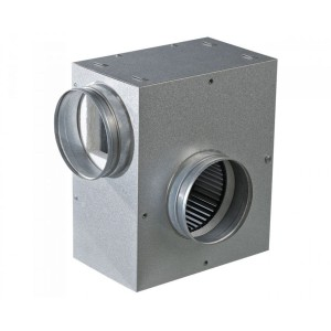Ventilátor Typ KSA 100-2E-priemer napojenia 99mm výkon 400m3/h napätie 230V