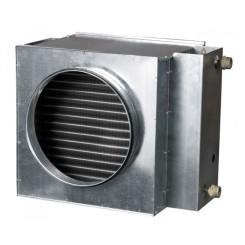 Ohrievače a chladiče do ventilačných rozvodov