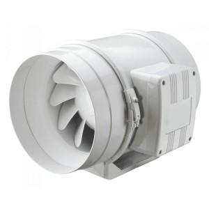 Potrubný priemyselný axiálny ventilátor VENTS TTS 125