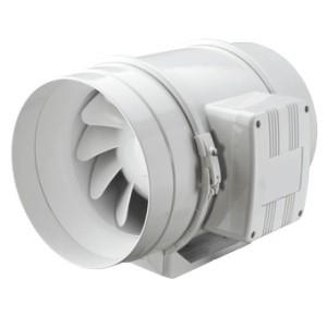 Potrubný priemyselný axiálny ventilátor VENTS TT 160