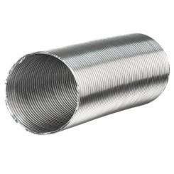 Flexibilné hliníkové potrubia dĺžky 1 meter