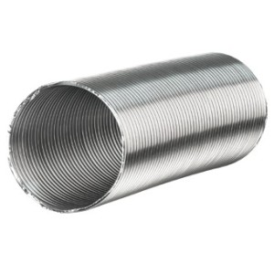 Hliníkové flexibilné potrubie Aluvent 400/4m