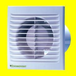 Ventilátory typová rada  S