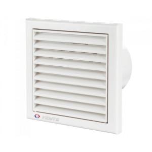 Ventilátor Vents 125 K-zapínanie a vypínanie vypínačom na svetlo