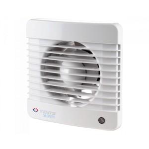 Ventilátor Vents 100M  silenta-zapínanie a vypínanie vypínačom na svetlo