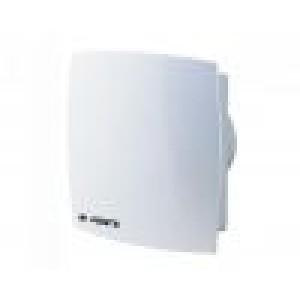 Ventilátor Vents 125LDTHL AUTO s automatickou žaluziou+časový dobeh+parový senzor+guličkové ložisko-možnosť použitia do stropu