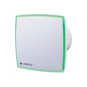 Ventilátor Vents 100 LD Light Green-zelené Led podsvietenie-zapínanie a vypínanie vypínačom na svetlo