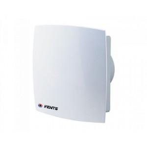 Ventilátor Vents 125LDTL AUTO s automatickou žaluziou+časový dobeh+guličkové ložisko-možnosť použitia do stropu