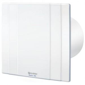 Ventilátor typ Blauberg Quatro100-zapínanie a vypínanie vypínačom na svetlo-možnosť použitia do stropu