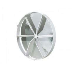 Spätné klapky membránové k ventilátorom