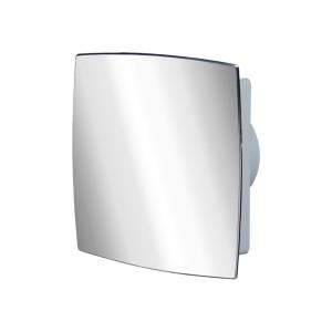 Ventilátor Vents 100LD AUTO-pochromovaná s automatickou žaluziou-zapínanie a vypínanie vypínačom na svetlo