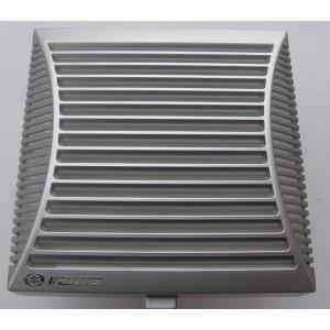Ventilátor Vents 100 B4 Alumatt -zapínanie a vypínanie vypínačom na svetlo-možnosť použitia do stropu