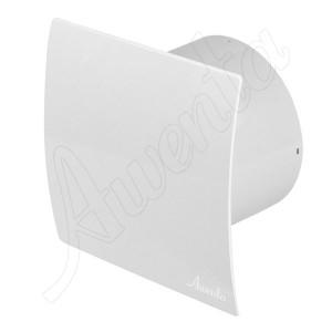 Domový ventilátor A-escudo Biely 100