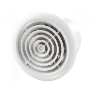 Ventilátor Vents 100PF-zapínanie a vypínanie vypínačom na svetlo