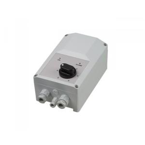 Regulátor otáčok RSА5D-1,5-Т -3fázový trafo