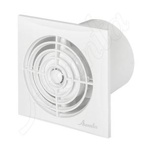 Ventilátor 100 SILENCE -zapínanie a vypínanie vypínačom na svetlo-možnosť použitia do stropu