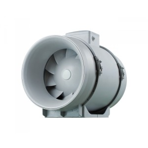 Potrubný priemyselný axiálny ventilátor VENTS TT 200PRO