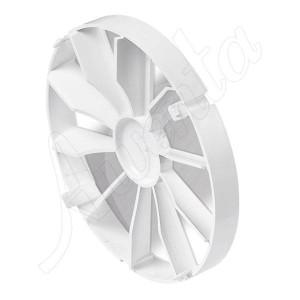 Spätná klapka membránová KO-ZZ 100 pre ventilátory AWENTA