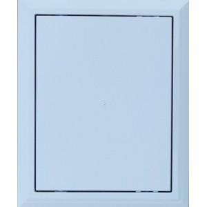 Plastové revízne dvierka AD 100x100 Šedé