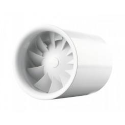 Potrubné ventilátory s nízkou hlučnosťou VENTS Quiet Line