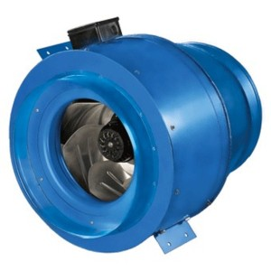 Priemyselný potrubný ventilátor VENTS VKM 355Q